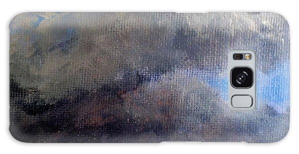 Cloud Study #2 Galaxy Case by Jessica Tookey