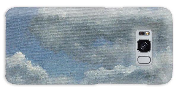 Cloud Study #3 Galaxy Case by Jennifer Boswell