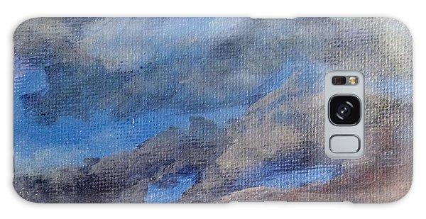 Cloud Study #3 Galaxy Case by Jessica Tookey