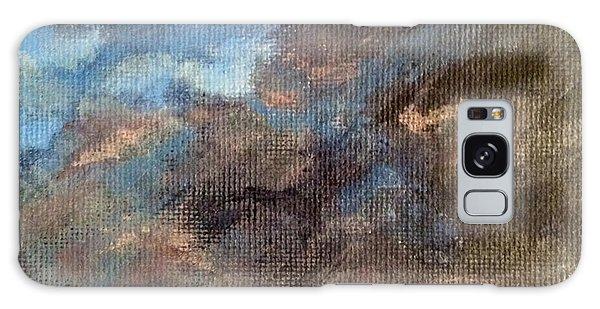 Cloud Study #4 Galaxy Case by Jessica Tookey
