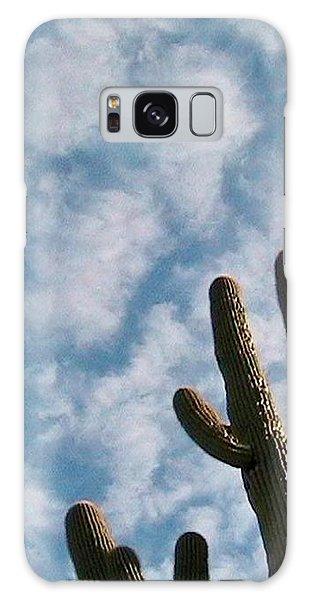 Cloud Watchers 2 Galaxy Case