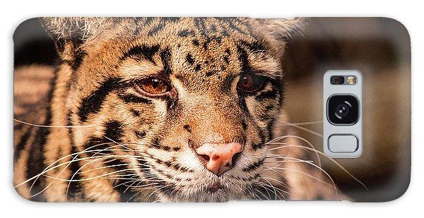 Clouded Leopard II Galaxy Case