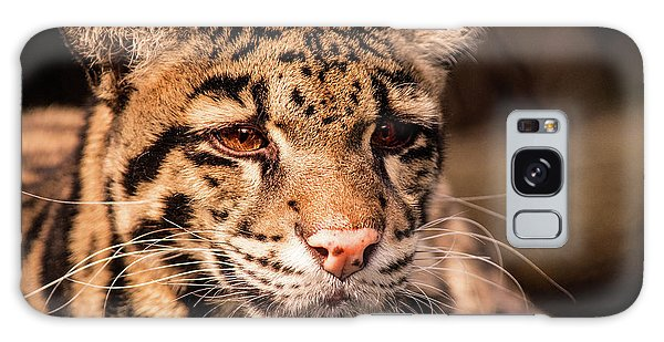 Clouded Leopard II Galaxy Case