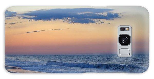 Clouded Pre Sunrise Galaxy Case
