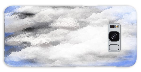 Clouds 2 Galaxy Case by Walter Chamberlain