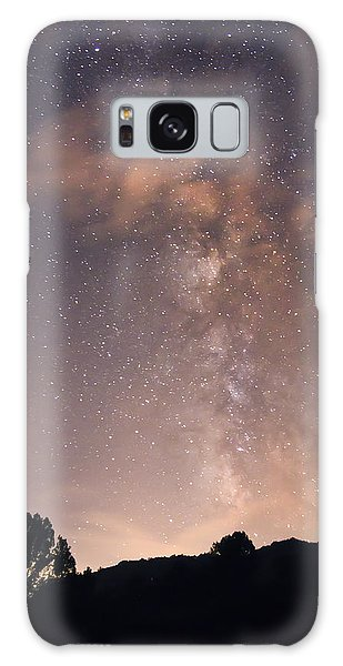 Clouds And Milky Way Galaxy Case