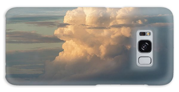 Clouds And Surf Galaxy Case