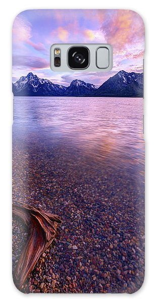 Outdoor Galaxy Case - Clouds And Wind by Chad Dutson