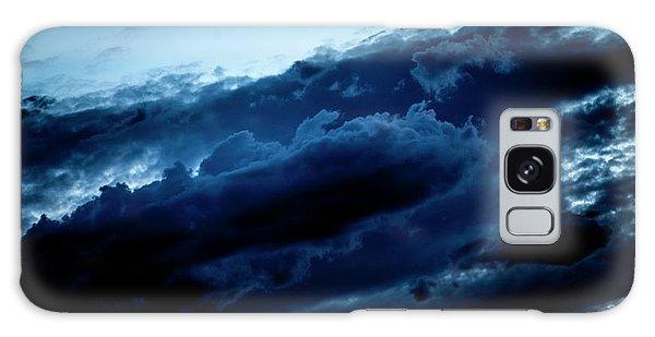 Clouds Fall Galaxy Case