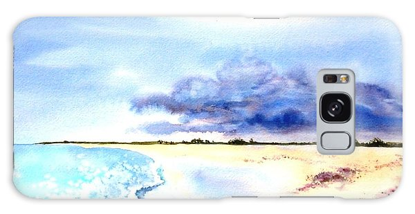 Clouds Gathering Over Anegada Galaxy Case