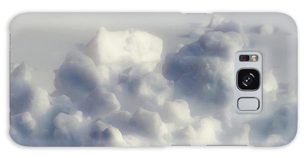Clouds Of Snow Galaxy Case