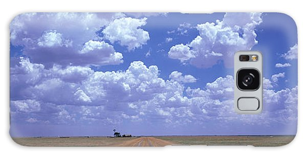 Expanse Galaxy Case - Clouds Over Prairie Amarillo Tx by Panoramic Images