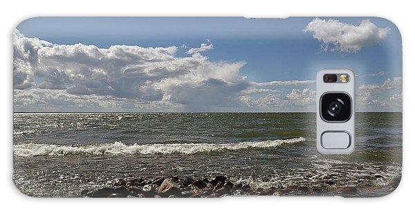 Clouds Over Sea Galaxy Case