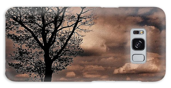 Clouds Over Shenandoah Galaxy Case