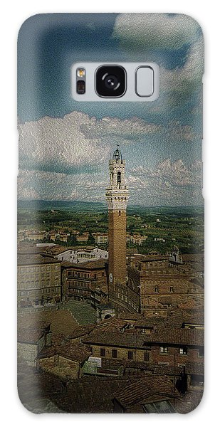 Clouds Over Siena Galaxy Case