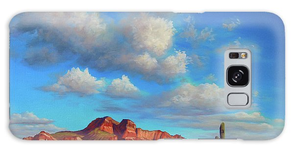 Clouds Over Superstitions Galaxy Case