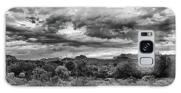 Clouds Over The Superstitions Galaxy Case by Monte Stevens