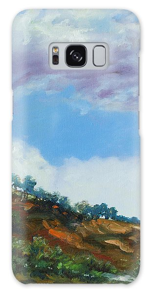 Clouds Galaxy Case by Rick Nederlof