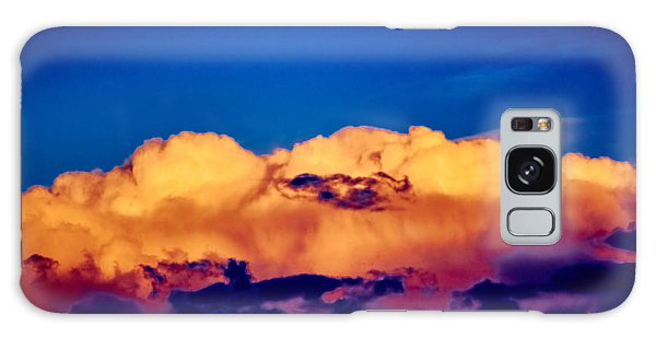 Clouds Vi Galaxy Case