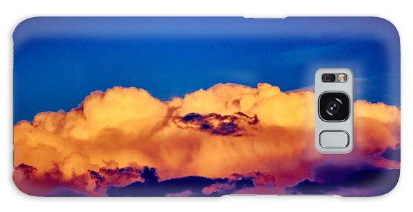 Clouds Vi Galaxy Case
