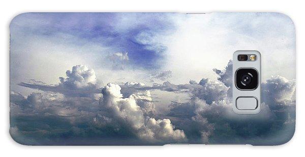 Cloudscape Fourteen Galaxy Case by Tom Druin