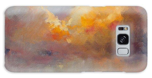 Cloudscape Galaxy Case - Cloudscape by Nancy Merkle
