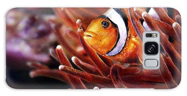 Clownfish Galaxy Case