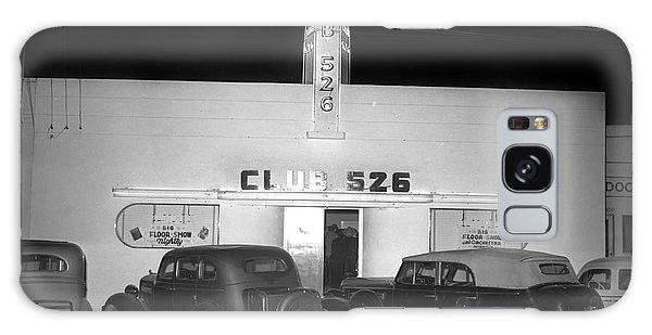 Club 526  Henry Franci, Salinas 1941 Galaxy Case