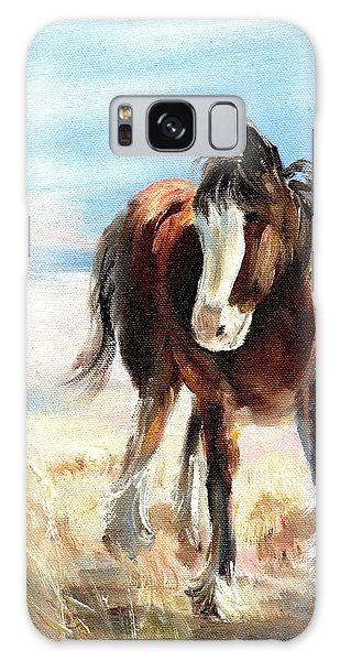 Clydesdale Foal Galaxy Case