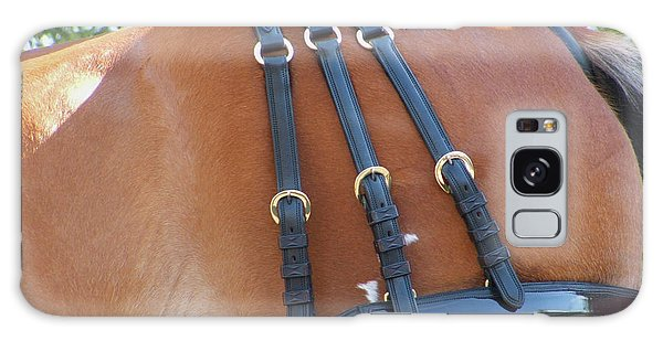 Clydesdale Tack Galaxy Case