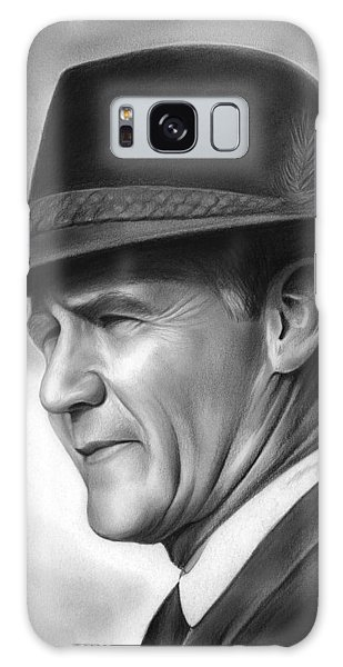 Dallas Galaxy S8 Case - Coach Tom Landry by Greg Joens