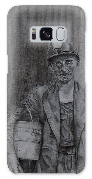 Coal Miner Galaxy Case