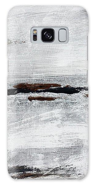 Coast # 10 Seascape Landscape Original Fine Art Acrylic On Canvas Galaxy Case