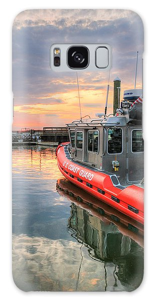 Coast Guard Anacostia Bolling Galaxy Case by JC Findley