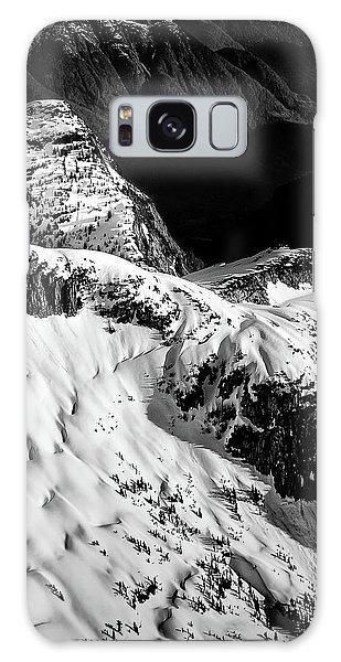 Coast Mountain Spring Galaxy Case