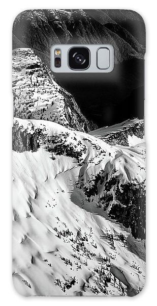 Coast Mountain Spring Galaxy Case