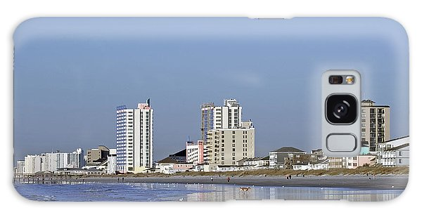 Coastal Architecture Galaxy Case