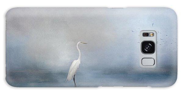Coastal Egret Galaxy Case