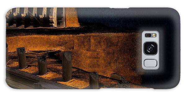 Coastal Embankment Galaxy Case by Don Gradner