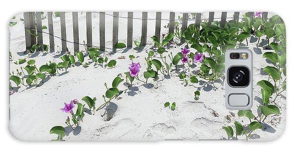 Coastal Flowers Galaxy Case