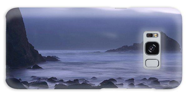 Coastal Fog - Big Sur Galaxy Case