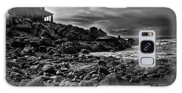 Coastal Home  Kennebunkport Maine Galaxy Case