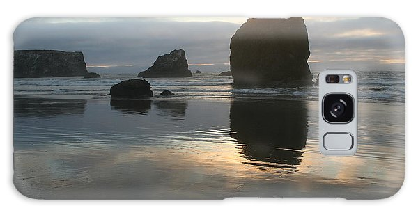 Galaxy Case featuring the photograph Coastal Light by Dylan Punke