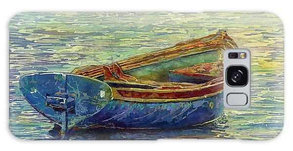 Marina Galaxy Case - Coastal Lullaby by Hailey E Herrera