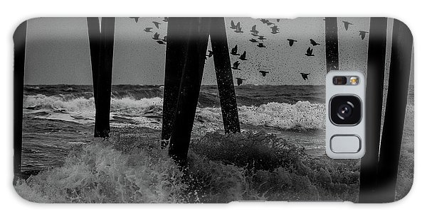 Coastal Movements Galaxy Case