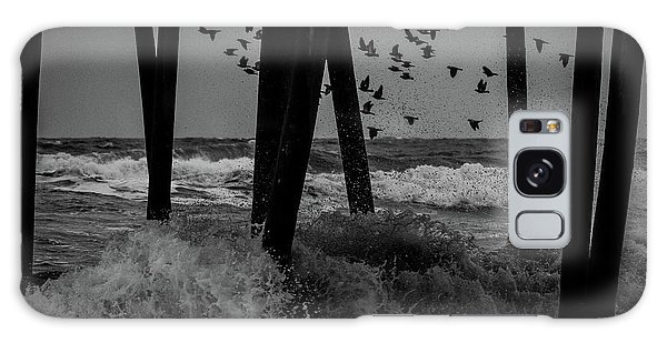 Coastal Movements Galaxy Case