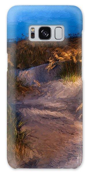 Coastal Passage Galaxy Case by Dan Carmichael