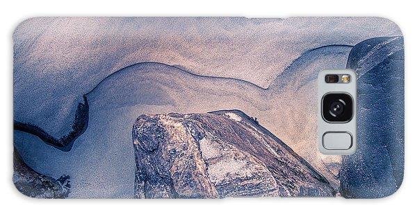 Coastal Rocks Galaxy Case