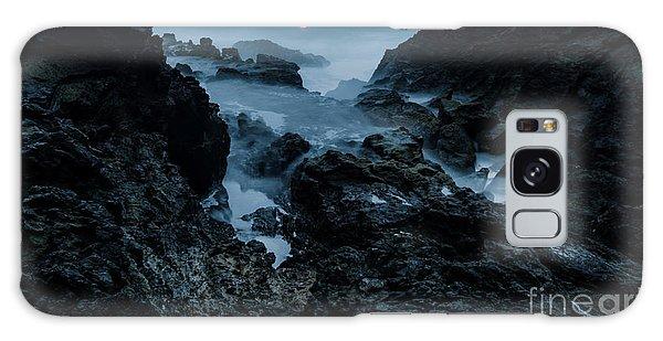 Coastal Trail Long Exposure Galaxy Case