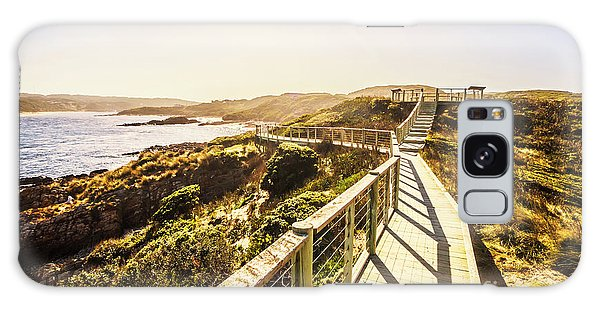 Seaside Galaxy Case - Coastal Way by Jorgo Photography - Wall Art Gallery